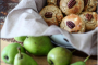 Buckwheat Ginger and Pear Muffins